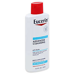 Eucerin® 16.9 fl. oz. Advanced Cleansing Body and Face Cleanser