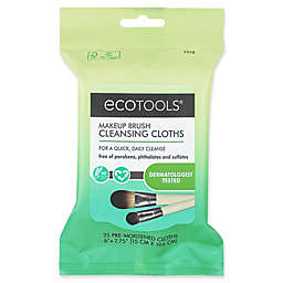 Eco Tools® 25-Count Makeup Brush Cleansing Cloths
