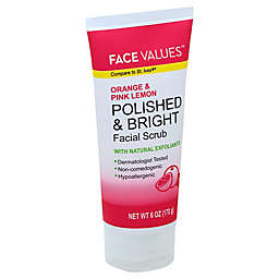 Harmon® Face Values™ 6 oz. Polished and Bright Facial Scrub in Orange and Pink Lemon