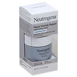 Neutrogena® Rapid Wrinkle Repair® 1.7 oz. Fragrance-Free Regenerating Cream