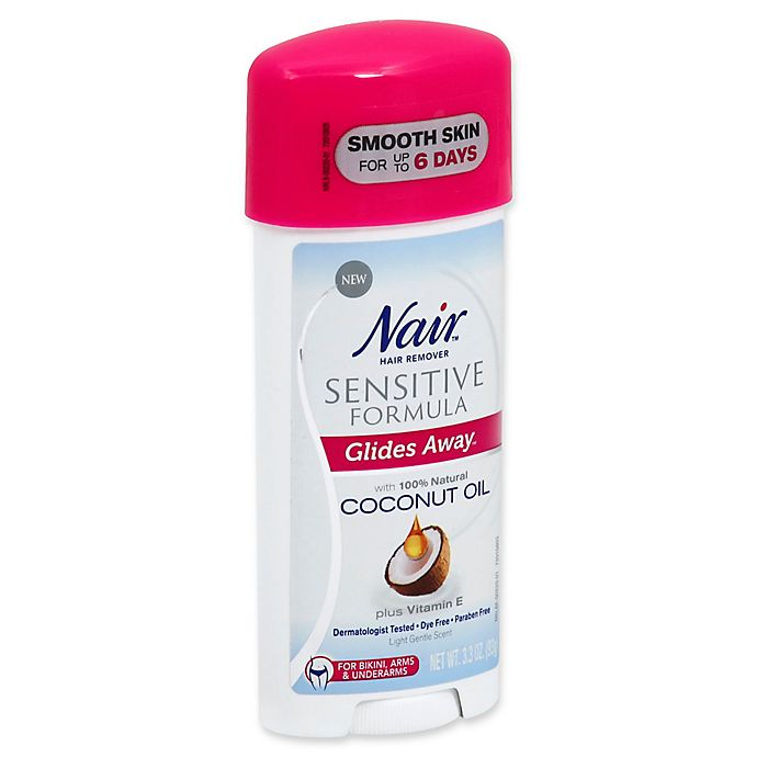 Nair™ 3.3 Oz. Glides Away Sensitive Formula Hair Remover