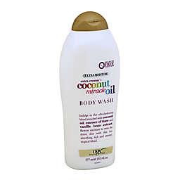 OGX® 19.5 fl. oz. Extra Creamy Coconut Miracle Oil Body Wash
