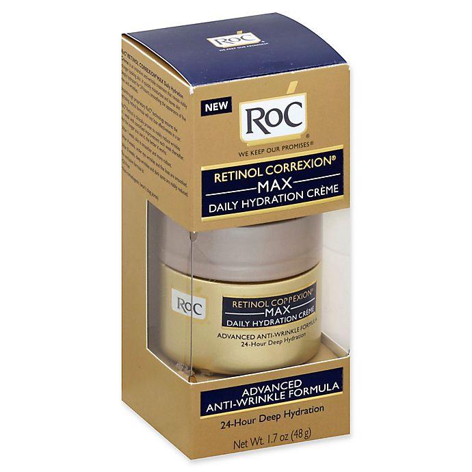 Alternate image 1 for RoC® Retinol Correxion® 1.7 oz. Max Daily Hydration Creme