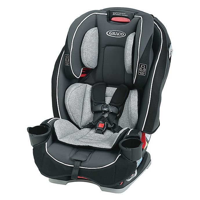 Alternate image 1 for Graco® SlimFit™ All-in-One Convertible Car Seat