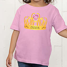 Princess Personalized Toddler T-Shirt