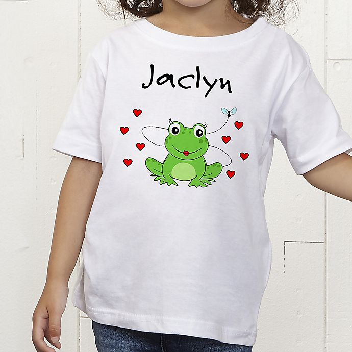 Alternate image 1 for You Choose Personalized Toddler T-Shirt