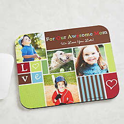 Photo Fun Personalized Mouse Pad
