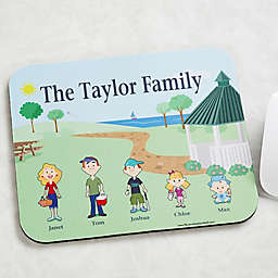 Character Collection Personalized Mouse Pad