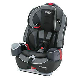 Graco® Nautilus™ 65 LX 3-in-1 Harness Booster Car Seat in Black