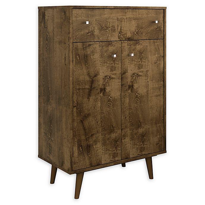 Alternate image 1 for Manhattan Comfort Liberty 1-Drawer Cabinet