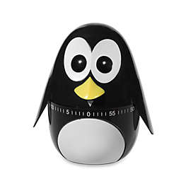 Kikkerland® Penguin Kitchen Timer