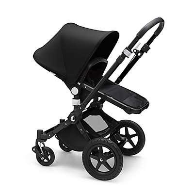 Bugaboo Cameleon3 Plus Complete Stroller in Black/Black