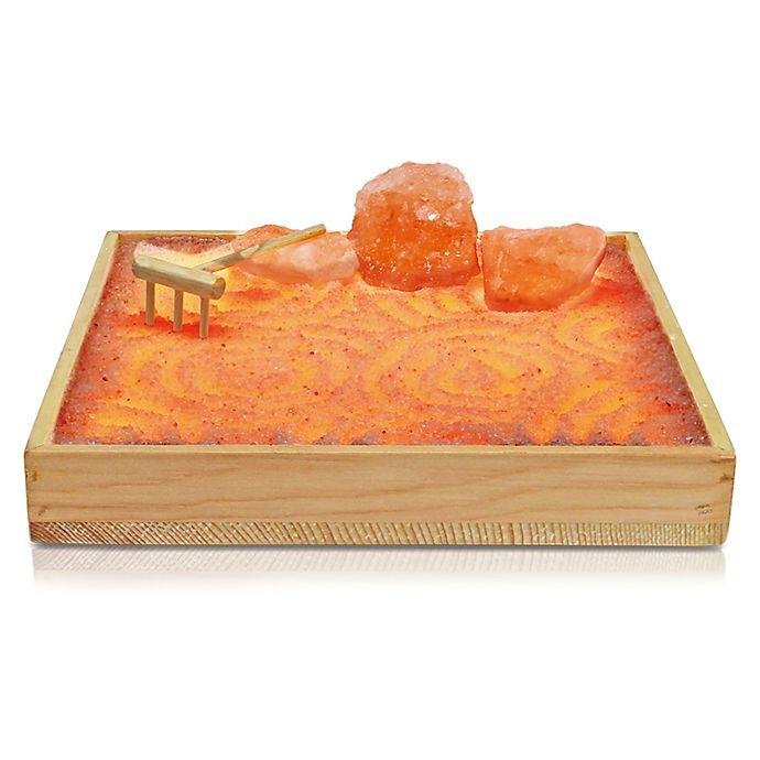 Himalayan Glow Zen Garden Salt Lamp Bed Bath Amp Beyond