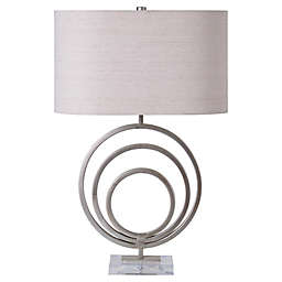 Ren-Wil Table Lamp in Silver