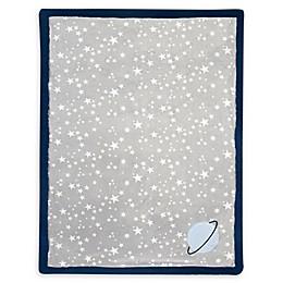 Lambs & Ivy® Milky Way Security Blanket in Blue