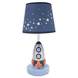 Lambs & Ivy® Milky Way Table Lamp in Blue