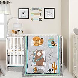 Trend Lab® Lodge Buddies 3-Piece Crib Bedding Set