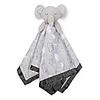 Just Born® Plush XL Security Blanket in Grey