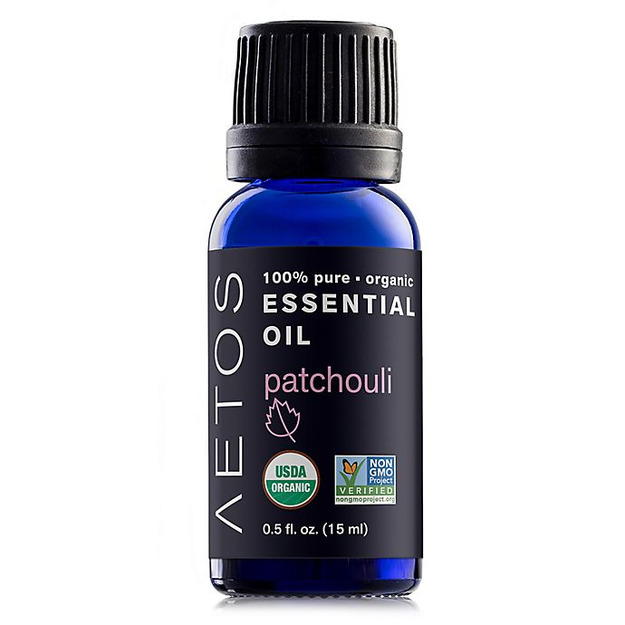 Alternate image 1 for USDA Certified Organic 100% Pure Patchouli Essential Oil