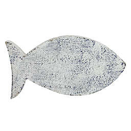 Northlight Cape Cod Fish Tabletop Decoration in Blue