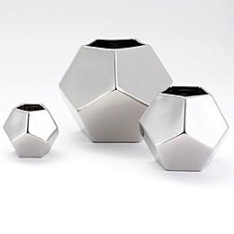 Global Views Faceted Vase