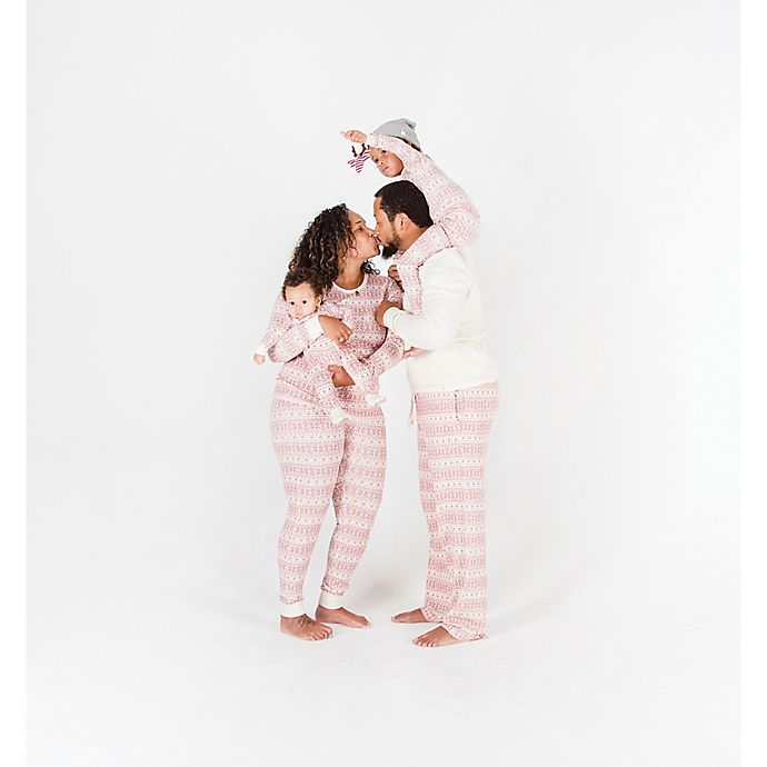 5ea6adccf964 Burt s Bees Baby® Fair Isle Organic Cotton Pajama Collection