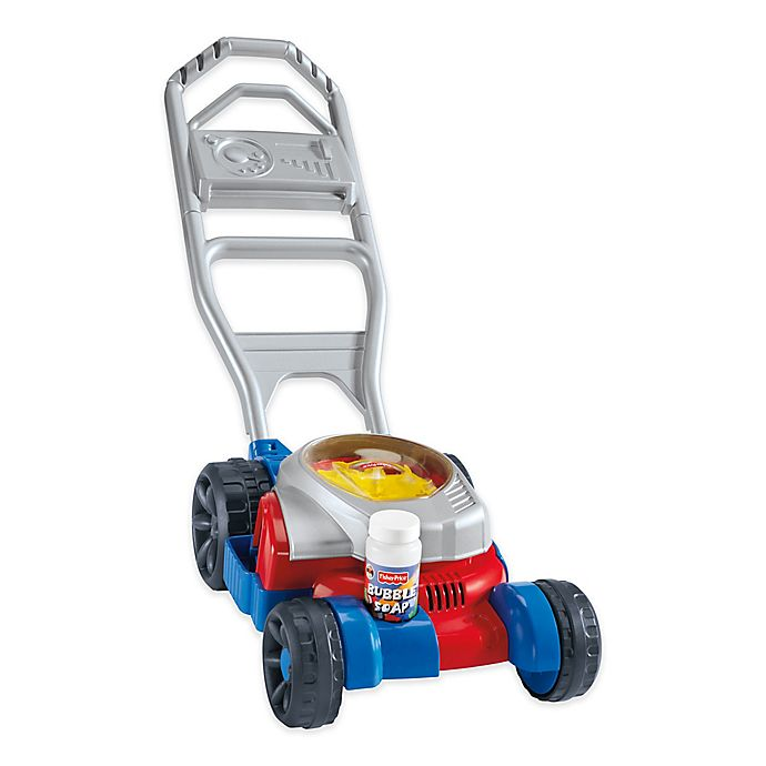 Alternate image 1 for Fisher-Price® Bubble Mower