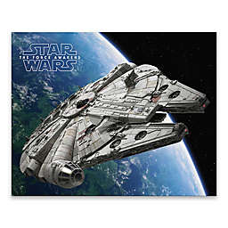 Star Wars™ Millennium Falcon Resurrected Canvas Wall Art