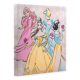 Disney® Fashionista Group Canvas Wall Art