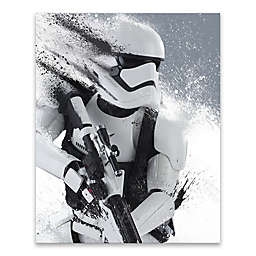 Star Wars™ Stormtrooper Coated Canvas Wall Art