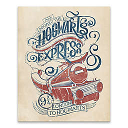 Harry Potter™ Hogwarts Express Canvas Wall Art
