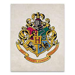 Harry Potter™ Hogwarts Crest Canvas Wall Art