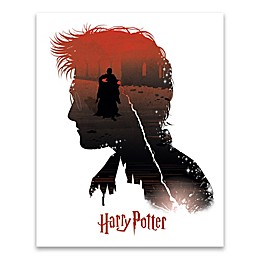 Harry Potter™ Bright Nightmare Canvas Wall Art