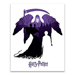 Harry Potter™ Death's Duel Canvas Wall Art