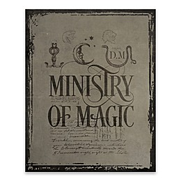 Harry Potter™ Ministry of Magic Canvas Wall Art