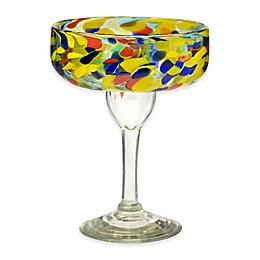 Global Amici Carnaval Margarita Glasses (Set of 4)