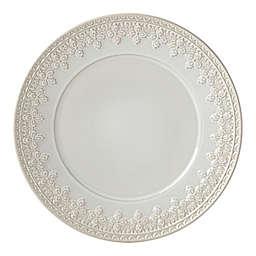 Lenox® Chelse Muse Fleur Grey™ Accent Plate
