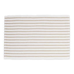 C&F Home Ticking Stripe Placemats (Set of 4)