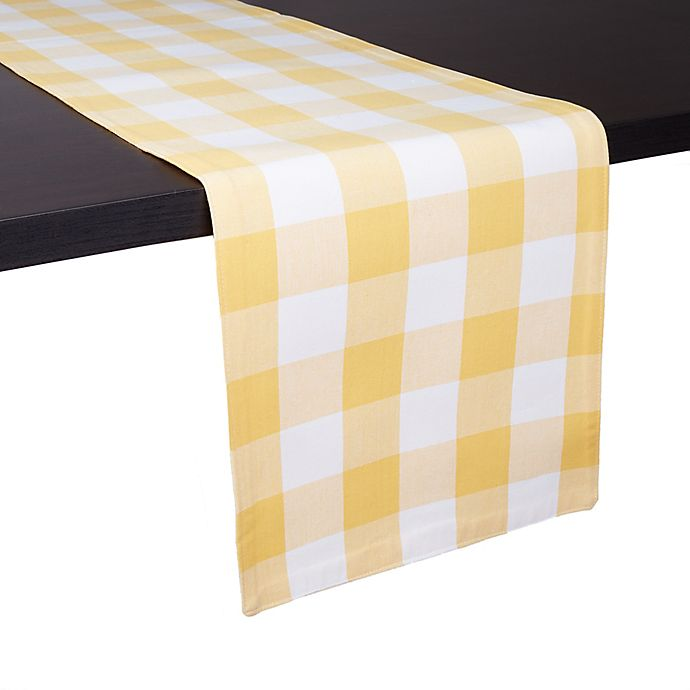 C Amp F Home Franklin 72 Inch Table Runner Bed Bath Amp Beyond