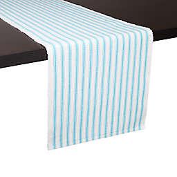 C&F Enterprises, Inc. Ticking Stripe 72-Inch Table Runner