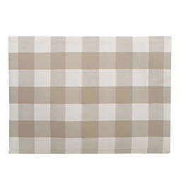 C&F Home Buffalo Checkered Placemats (Set of 4)