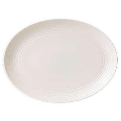 Gordon Ramsay by Royal Doulton® Maze Oval Platter in White