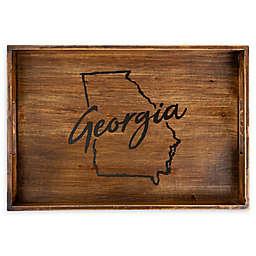 Core™ Home Georgia Rectangular Wood Serving Tray