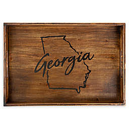 Core™ Home Georgia Rectangular Wood Serving Tray