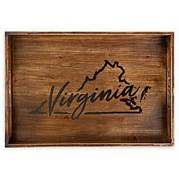 Core™ Home Virginia Rectangular Wood Serving Tray