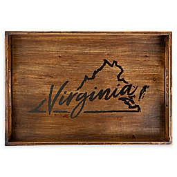 Core™ Home Virginia Rectangular Wood Serving Tray