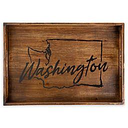 Core™ Home Washington Rectangular Wood Serving Tray