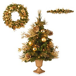 National Tree Company Elegance Christmas Décor Collection