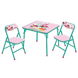 Num Noms 3-Piece Table and Chair Set in Pink