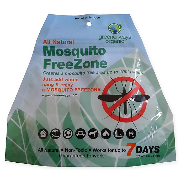 Alternate image 1 for 2-Pack Mosquito FreeZone